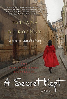 A Secret Kept By De Rosnay, Tatiana